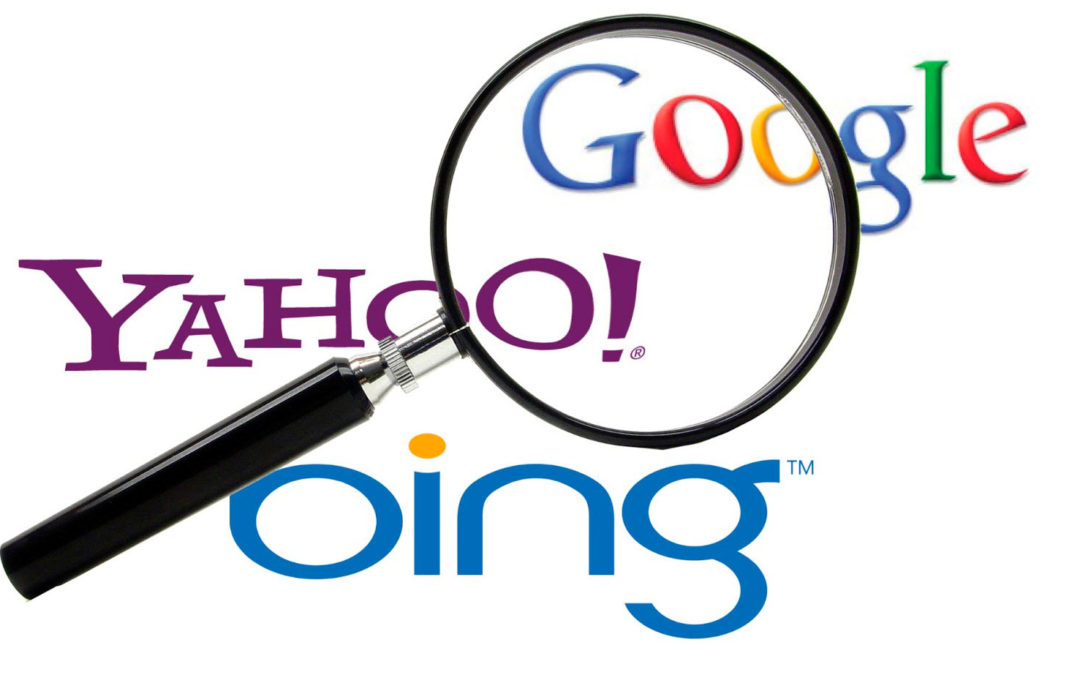Digital Marketing on Google, Bing, Yahoo! and Social Media